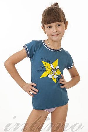 Детская футболка, хлопок